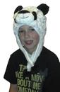 IWGAC 0126-10K-PANDA Kids Panda Hat