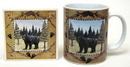 IWGAC 0126-44271 Bear Cup/Coaster Set