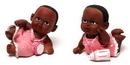 IWGAC 0150-227G Ebony Baby Girl Two Assorted Styles
