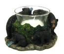 IWGAC 0154-17899 Bear Votive Holder