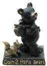 IWGAC 0154-18614 Goin 2 Papa Bear Figurine