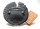 IWGAC 0166-10150 Old Mountain Cast Iron Rooster Grill Press