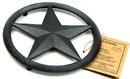 IWGAC 0166-10198 Cast Iron Star Trivet