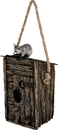 IWGAC 017-623 Outhouse/Raccoon Birdhouse