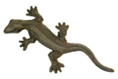 IWGAC 0170J-04105 Cast Iron Gecko Figure Set of 2