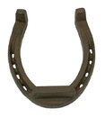IWGAC 0170J-05632 Extra Large Cast Iron Horse Shoe Set of 2