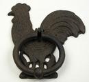 IWGAC 0170K-01629 Rooster Door Knocker