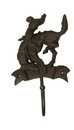 IWGAC 0170K-01671 Cast Iron Rider Hook Set of 2