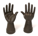 IWGAC 0170K-05636 Hand Ring Holder Rust Set of 2