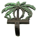 IWGAC 0170S-01625 Palm Tree Hook Set of 2