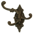 IWGAC 0170S-01758 Cast Iron Swivel 3-Hook Single