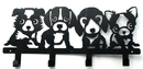 IWGAC 0170S-16027 Dog Coat Hook