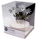 IWGAC 0172-120528 Wilton Flower Pick Cake Topper