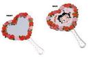 IWGAC 0179-10750 Betty Boop Bed of Roses Hand Mirror