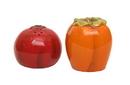 IWGAC 0179-38636 Pomegranates & Persimmons SaltPepper Set