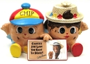 IWGAC 0179-7977 Famous Amos Chip & Cookie Jar