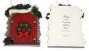 IWGAC 0182-25627C Roman Barn Door Ornament to Personalize