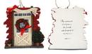 IWGAC 0182-25627D Roman Barn Door Ornament to Personalize