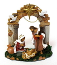 IWGAC 0182-65119 Fontanini Limited Edition Holy Family Ornament