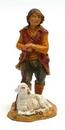 IWGAC 0182-72688 Fontanini 5'' Scale Paul Shepherd w Sheep