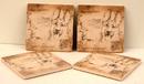 IWGAC 0183-36435 German Shepard Coasters Set of 4