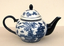 IWGAC 0183-973855 Blue Willow Round Teapot