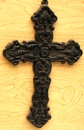 IWGAC 0184J-01078 Solid Cast Iron Cross