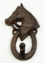 IWGAC 0184J-0484 Cast Iron Horse Hook