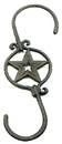 IWGAC 0184S-0537 Cast Iron Star hanger