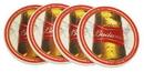 IWGAC 0193-671820 Budweiser Absorbent Coaster Set