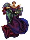 IWGAC 0195-4205 Felcia 18'' Angel Wrap