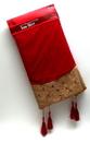 IWGAC 0197-199342 Octagon Burgundy Tapestry Tree Skirt