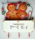 IWGAC 0197-241416 Metal Gingerbread in Box Wall Pocket with 3 Hooks
