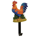 IWGAC 021-15114 Ceramic Rooster Hook