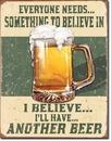IWGAC 034-1686 Believe in Something