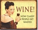IWGAC 034-1719 Ephemera - Wine - For Classy People