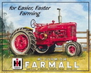 IWGAC 034-825 Farmall M Tin Sign