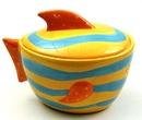 IWGAC 049-12313 Fish Goody Jar