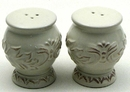 IWGAC 049-13769 Decorative Ceramic Salt & Pepper Set