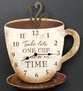 IWGAC 049-14098 Coffee Clock