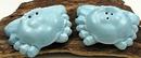 IWGAC 049-14340 Ceramic Blue Crab S & P Set