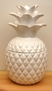 IWGAC 049-17316 Ceramic Pineapple Jar