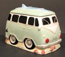 IWGAC 049-17530 Surfer Van Cookie Jar