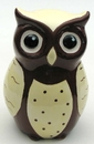 IWGAC 049-22134 Ceramic Owl Bank