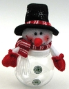 IWGAC 049-63932B Snowman Treat Jar