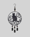 IWGAC 049-79465 Cat Wind Chime