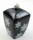 IWGAC 049-92092 Midnight Snow Goody Jar