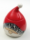 IWGAC 049-92106 Wild About Santa Goody Jar