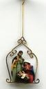 IWGAC 049-92431 Resin Nativity Ornament