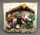 IWGAC 049-95522 Nativity Scene Book LED